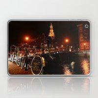 Amsterdam At Night Laptop & iPad Skin