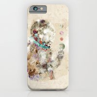 iPhone Cases featuring spaceman by bri.buckley