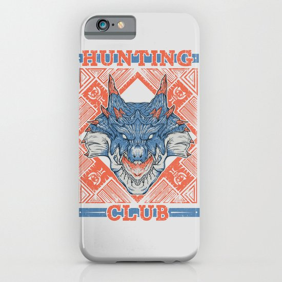 Hunting Club: Lagiacrus iPhone & iPod Case