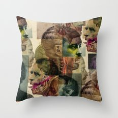 Aleedal Throw Pillow