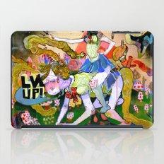lvl up iPad Case