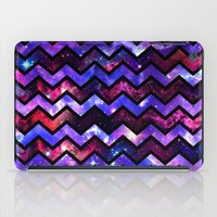 Galactic Chevron iPad Case