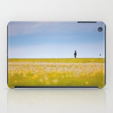 Sometimes We All Walk Alone iPad Case