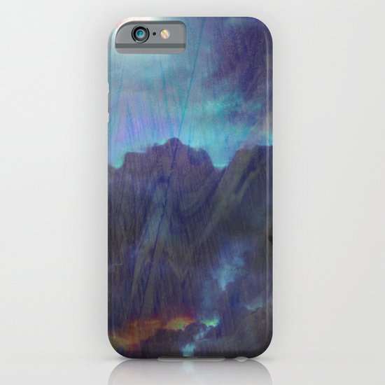 Blend Back From Affar iPhone & iPod Case