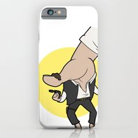 iPhone & iPod Case featuring Hand Solo by Aaron Lecours