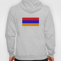 Armenia Country Flag Hoody