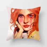 Motley Throw Pillow