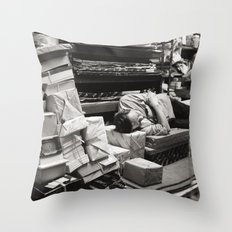 Hong Kong #31 Throw Pillow