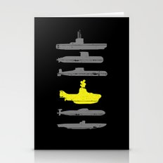 Know Your Submarines Stationery Cards