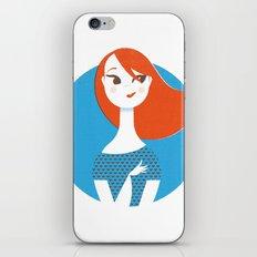 Bye-Bye love iPhone & iPod Skin
