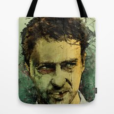Schizo - Edward Norton Tote Bag