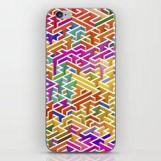 Labyrinth I iPhone & iPod Skin