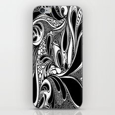 Charlie Parker iPhone & iPod Skin