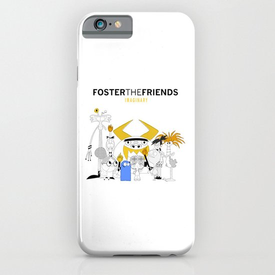 Foster the Friends iPhone & iPod Case