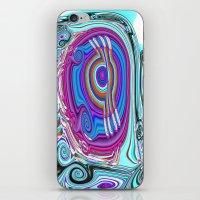 Tadpole A iPhone & iPod Skin