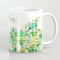 Zellige   001 Green Mug