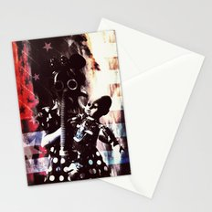 With Out Freedom Stationery Cards