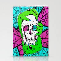 Death Grip #2 Stationery Cards