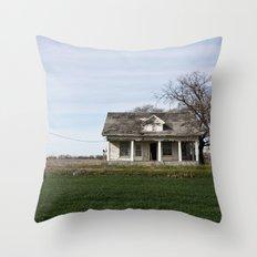 Lonestar Road Throw Pillow