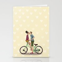Happy Valentine's Day Stationery Cards