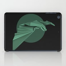 Chiroptera, bat, murciélago iPad Case