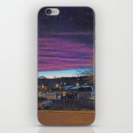 Storm Rolling In iPhone & iPod Skin