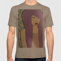 Overthinking Mens Fitted Tee Tri-Coffee SMALL