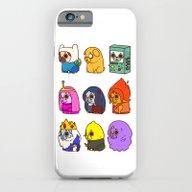 Pugventure Time! iPhone 6 Slim Case