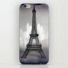 La Ville De L'amour iPhone & iPod Skin