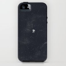 Gravity - Dark Blue iPhone (5, 5s) Tough Case