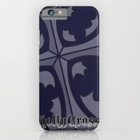 Hollycross Logo iPhone 6 Slim Case