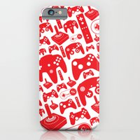 iPhone & iPod Case featuring Gaming Love by Tombst0ne