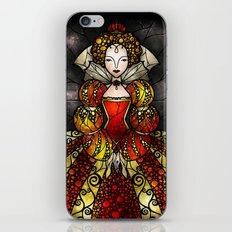 The Virgin Queen (Elizab… iPhone & iPod Skin