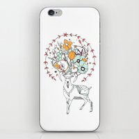 Like A Halo Around Your … iPhone & iPod Skin