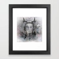Wakanda (Dakota) - A Col… Framed Art Print