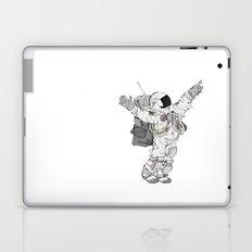Astronaut Welcoming Visitors Laptop & iPad Skin