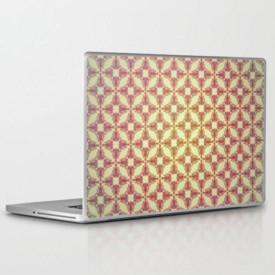 Reality Grid Laptop & iPad Skin