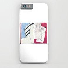 Solomon R. Guggenheim Slim Case iPhone 6s