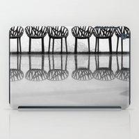 Chairs iPad Case