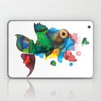 colorful fish Laptop & iPad Skin