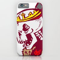 You win or you die iPhone 6 Slim Case