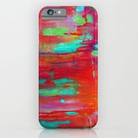 iPhone & iPod Case featuring ABSTRACT by Honorata Atelier