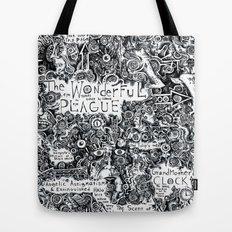 The Wonderful Plague Tote Bag