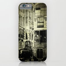 Buses & Taxis iPhone 6 Slim Case