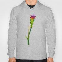 Tropical Flower2 Hoody
