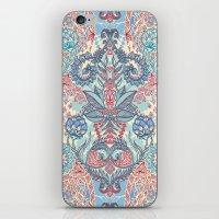 Botanical Geometry - Nat… iPhone & iPod Skin