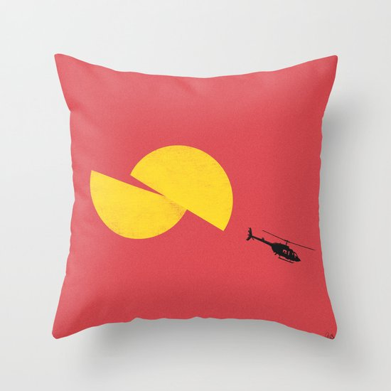 Day Break Throw Pillow