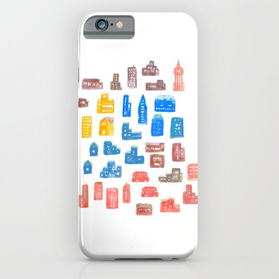 Upper Town iPhone & iPod Case