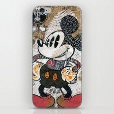 t(ri)opolino iPhone & iPod Skin