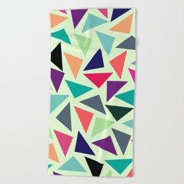 Beach Towel - Geometric Pattern - KAPS Studio